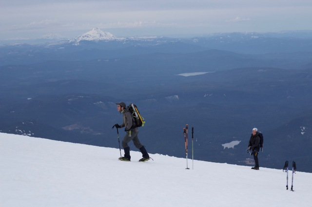 Climbing Mt. Hood